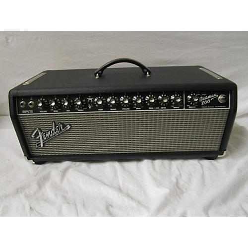 Fender Bassman 800 Bass Amp Head