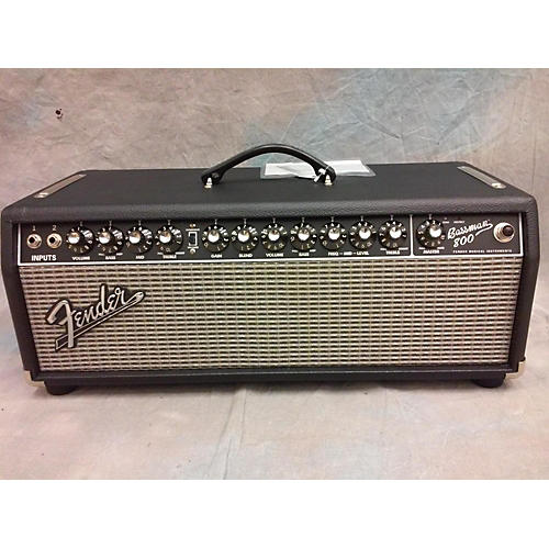 Fender Bassman 800 : used fender bassman 800 hybrid bass amp head guitar center ~ Russianpoet.info Haus und Dekorationen