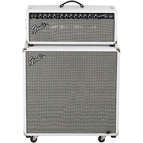 fender bassman pro 100t 100w tube bass head and 4x10 neo bass cab guitar center. Black Bedroom Furniture Sets. Home Design Ideas