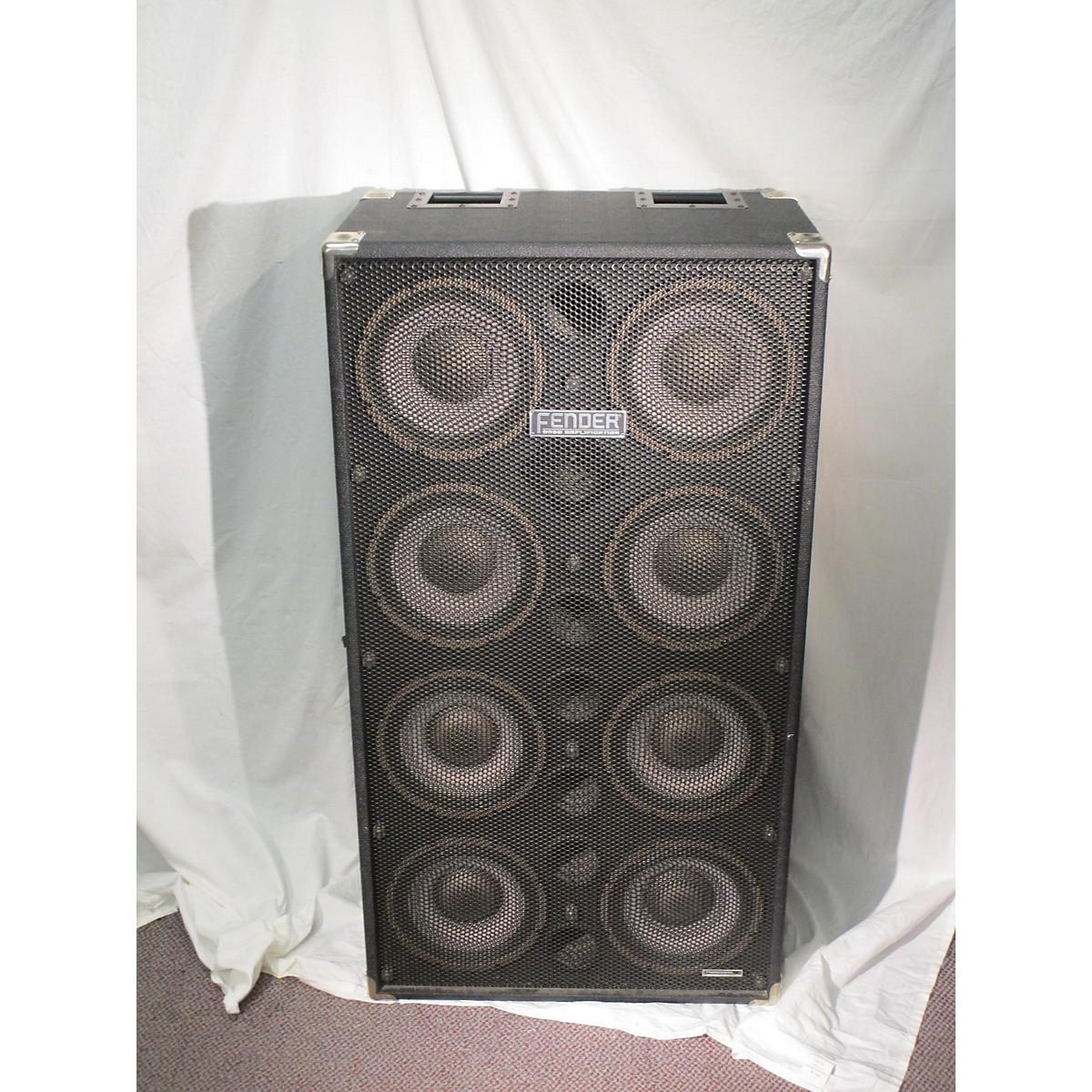 Fender Bassman Pro 810 8x10 Cabinet Bass Cabinet