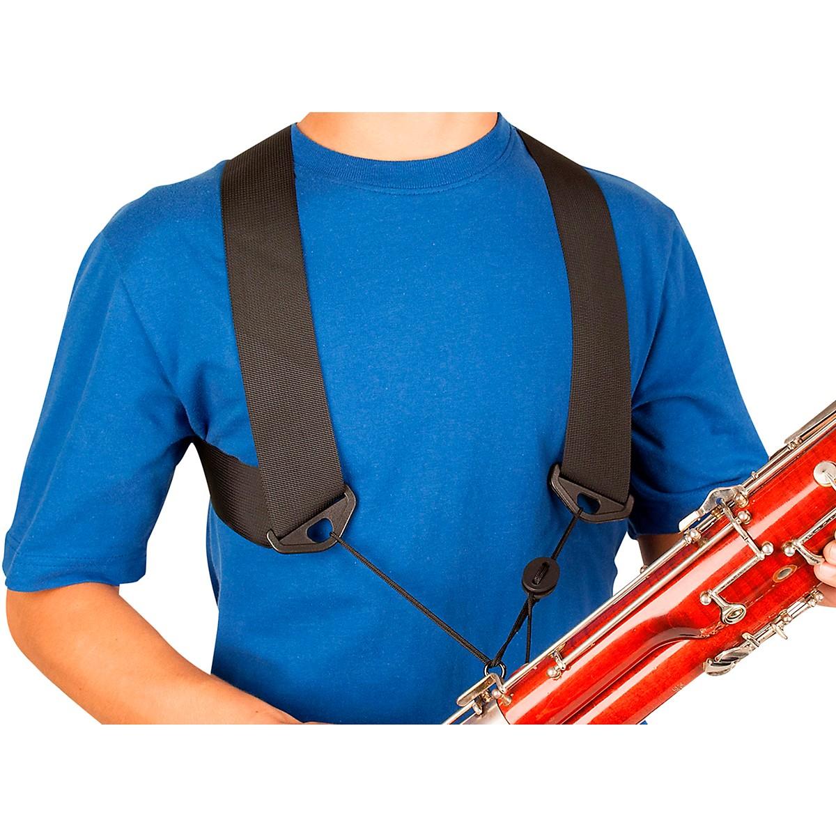 Protec Bassoon Nylon Harness (Large, Unisex)