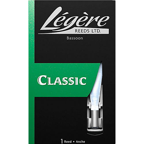 Legere Reeds Bassoon Synthetic Reed
