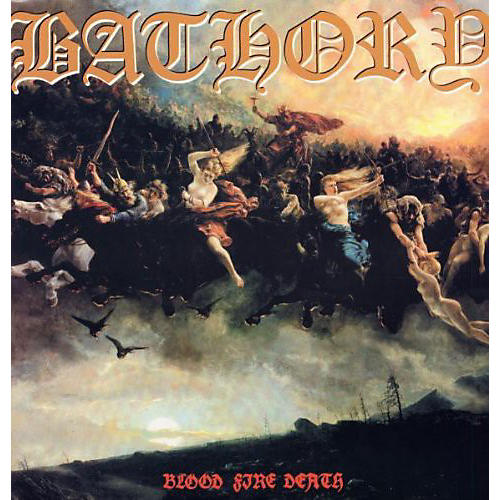 Alliance Bathory - Blood Fire Death