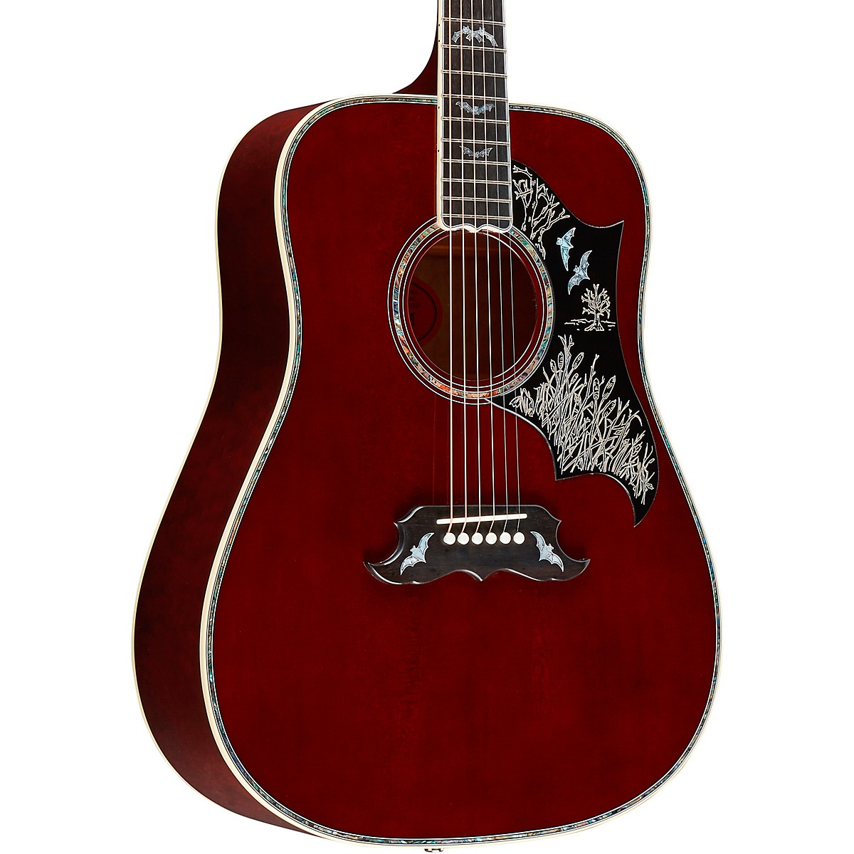 Gibson Bats in Flight Acoustic Guitar