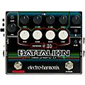Electro-Harmonix Battalion Bass Preamp and DI Pedal thumbnail
