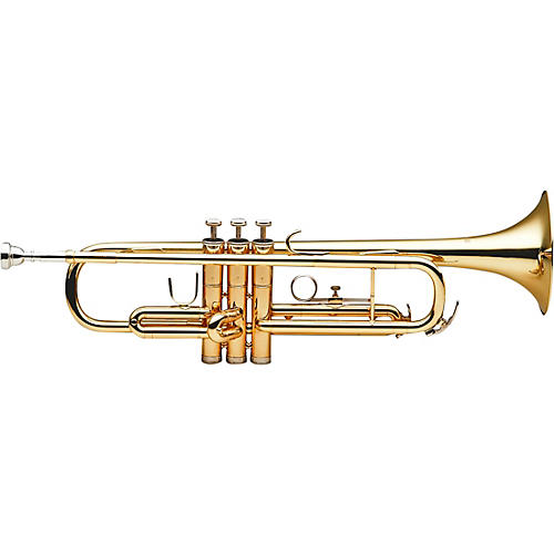 Stagg Bb Trumpet with ABS hard case