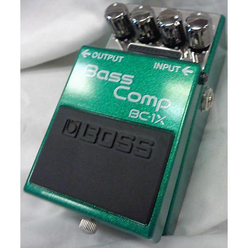 Boss Bc1x Bass Effect Pedal