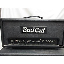Bad Cat Bc50 Tube Guitar Amp Head