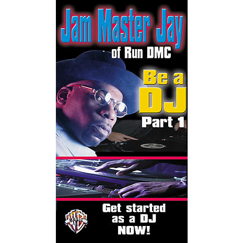Alfred Be a DJ Part 1 - Jam Master Jay of Run DMC