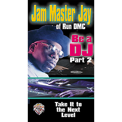 Alfred Be a DJ Part 2 - Jam Master Jay of Run DMC/Video