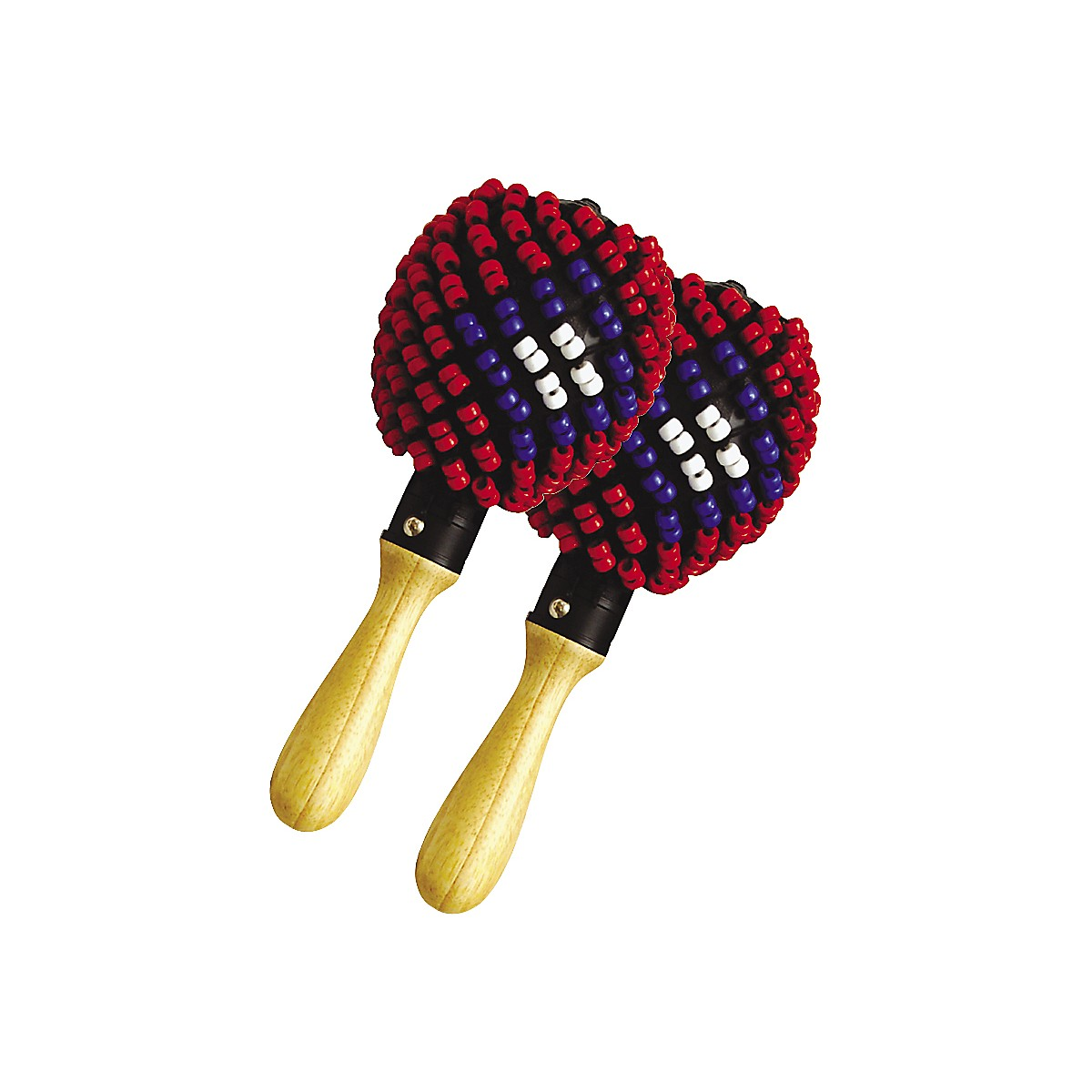 Tycoon Percussion Beaded Maracas