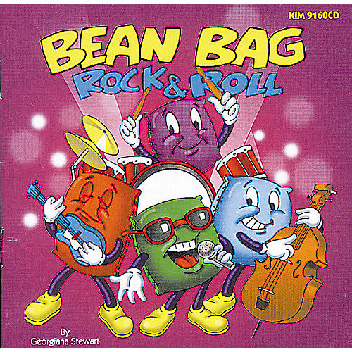 Kimbo Bean Bag Rock & Roll