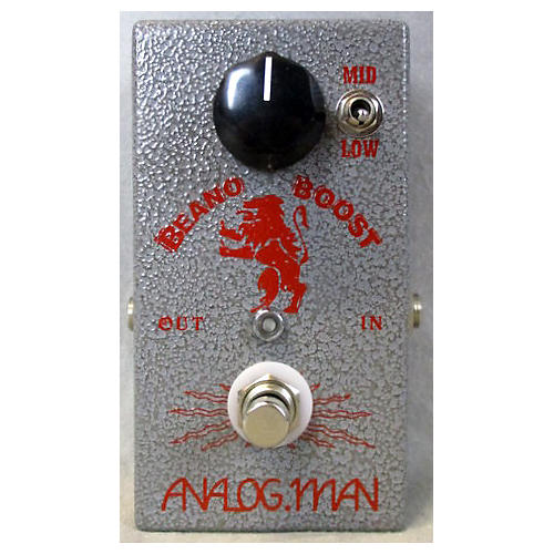 Analogman Beano Boost Effect Pedal