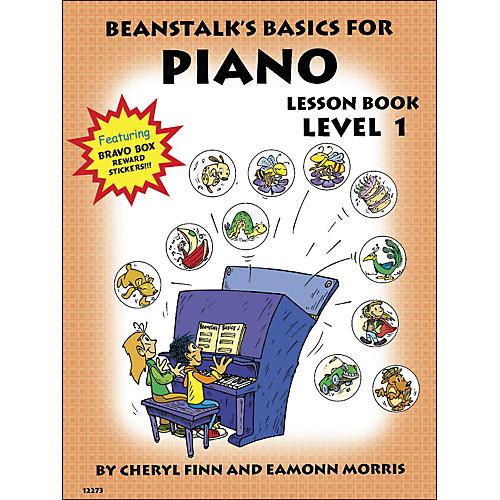 Willis Music Beanstalk's Basics for Piano Lesson Book Level 1