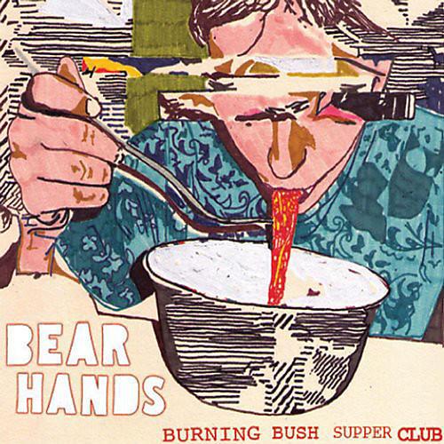 Alliance Bear Hands - Burning Bush Supper Club
