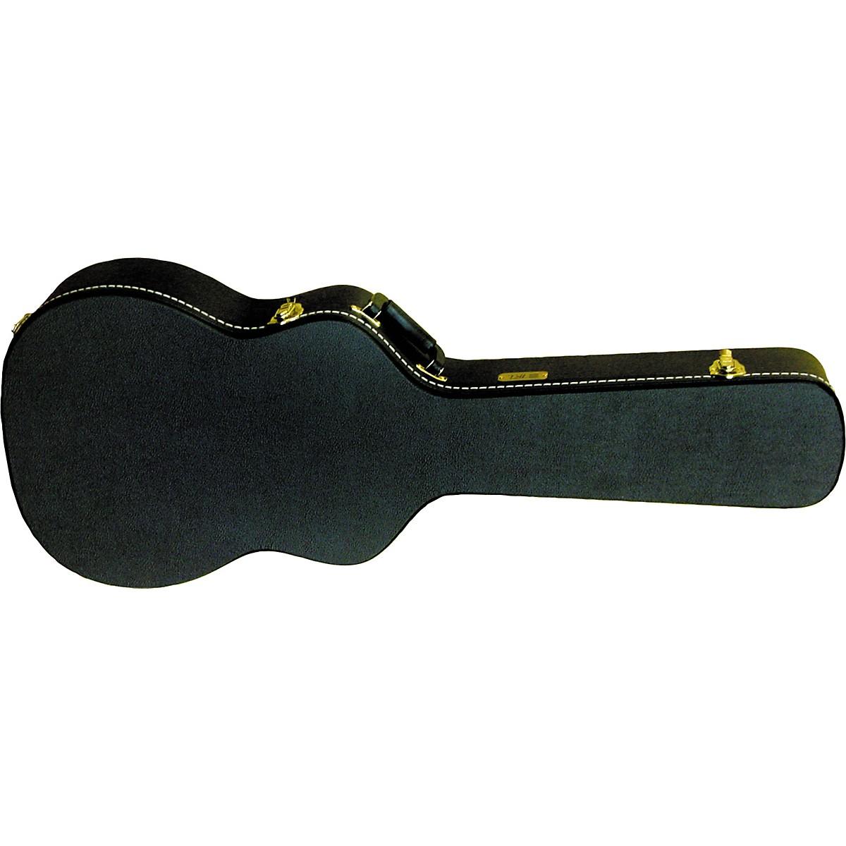 Gold Tone Beard Resonator Hard Case