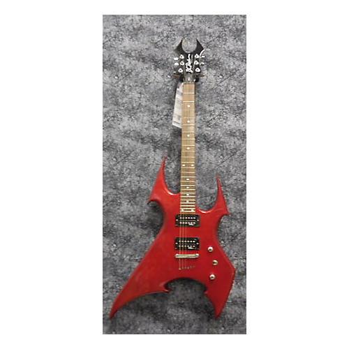 B.C. Rich Beast Platinum Solid Body Electric Guitar