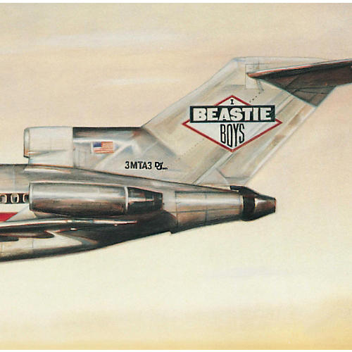 Universal Music Group Beastie Boys - Licensed To Ill [LP][30th Anniversary Edition]