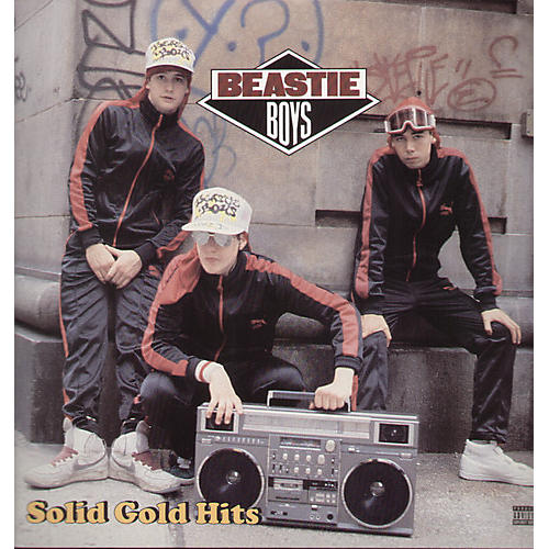 Alliance Beastie Boys - Solid Gold Hits