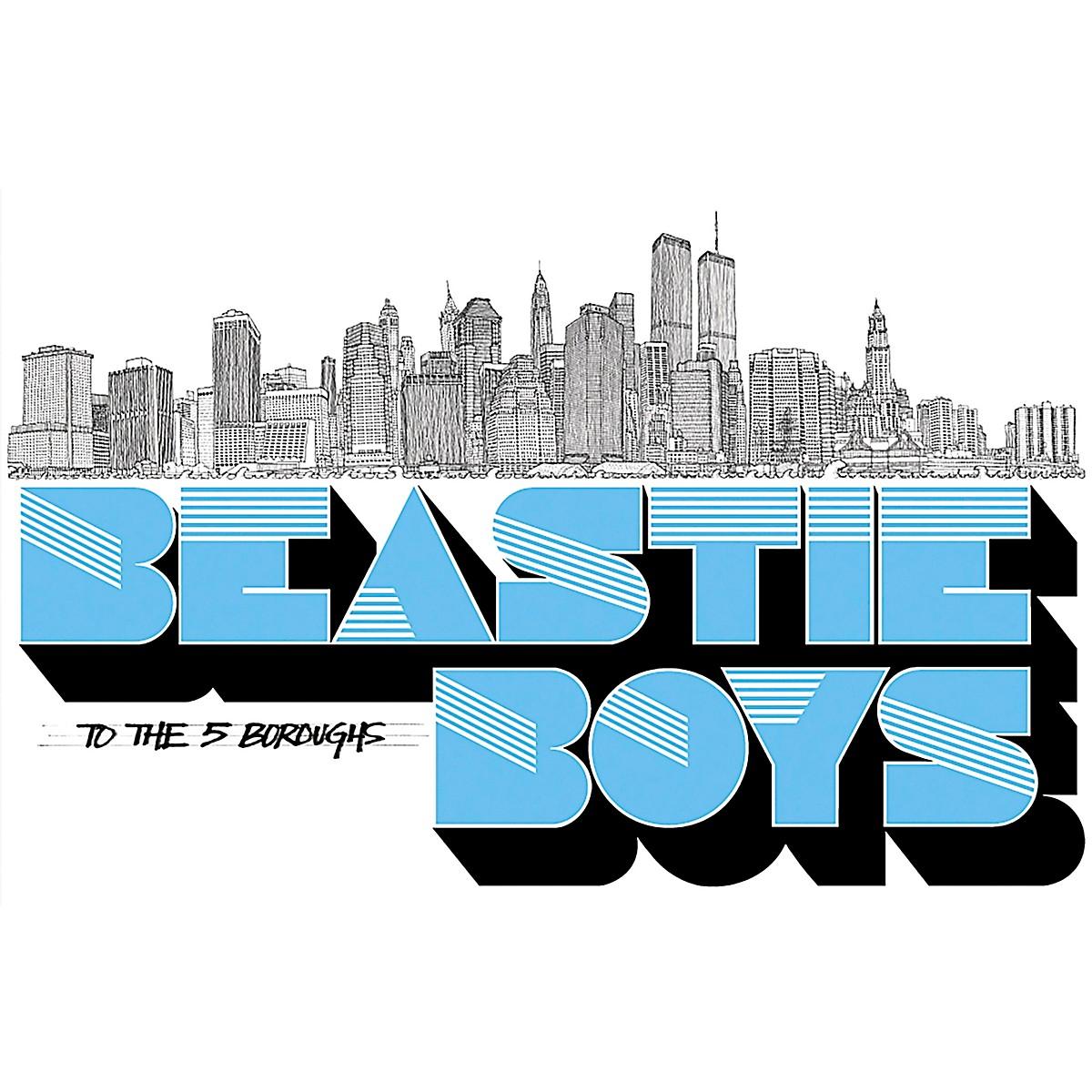 C&D Visionary Beastie Boys Magnet