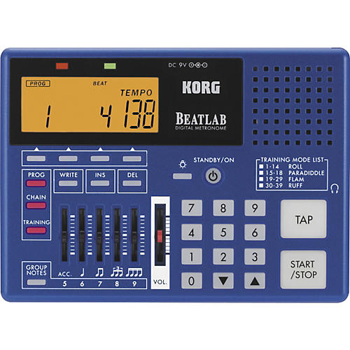 Korg Beatlab Digital Metronome