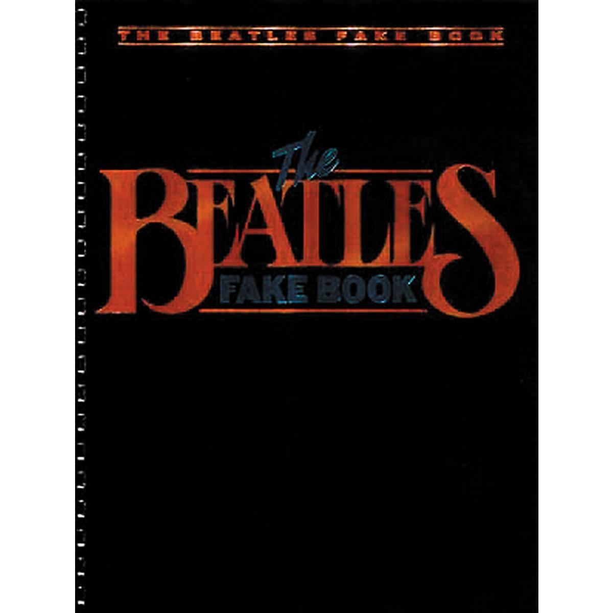 Hal Leonard Beatles Fake Book