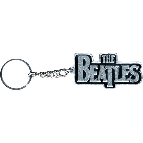 C&D Visionary Beatles Metal Keychain