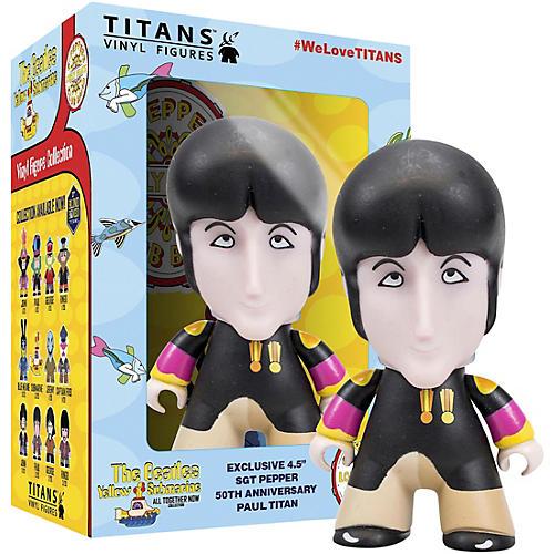 Entertainment Earth Beatles Sgt. Pepper's Paul 4 1/2-Inch Vinyl Figure