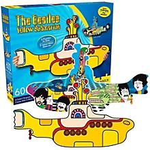 Hal Leonard Beatles Yellow Submarine Shaped 2-sided Puzzle