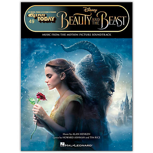 Hal Leonard Beauty and the Beast (E-Z Play Today #49) E-Z Play Today Series Softcover