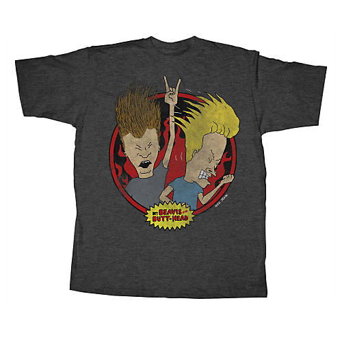 Fifth Sun Beavis and Butthead - The Law Shirt