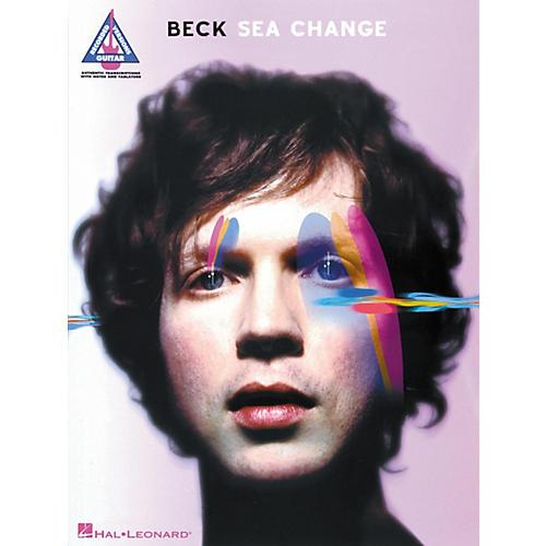 Hal Leonard Beck - Sea Change Book