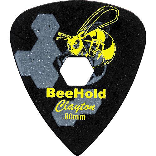 Clayton BeeHold Standard Guitar Picks - 6-Pack