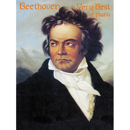 Creative Concepts Beethoven - Very Best for Piano