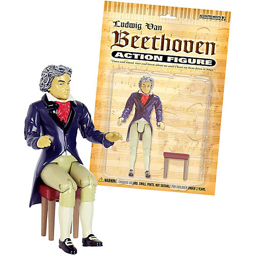 Entertainment Earth Beethoven Action Figure