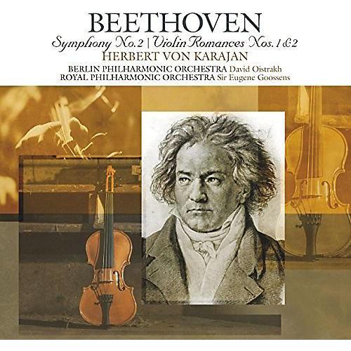 Alliance Beethoven: Symphonies 2 / Violin Romances 1 & 2