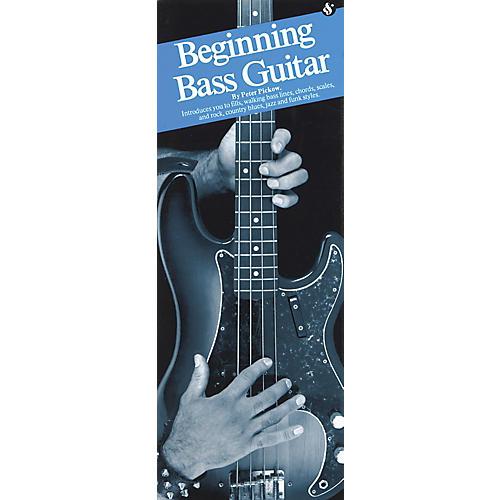 Music Sales Beginning Bass Guitar