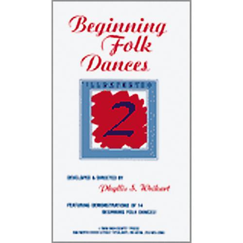 High Scope Beginning Folk Dance Illustrated 2 (VHS)
