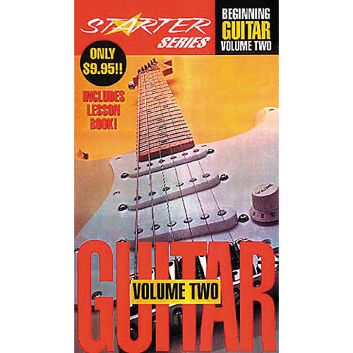 Hal Leonard Beginning Guitar Video Starter Package Volume 2