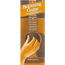 Music Sales Beginning Guitar