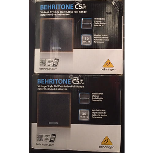 Behringer Behritone C5A Powered Monitor
