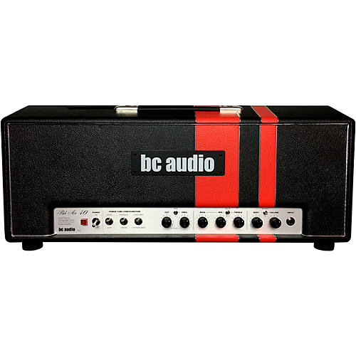 BC Audio Bel Air 40 40W Tube Guitar Amp Head