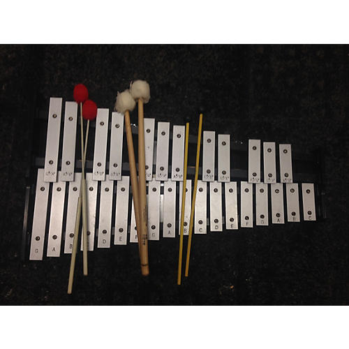 Ludwig Bell Set W/Sticks Concert Percussion