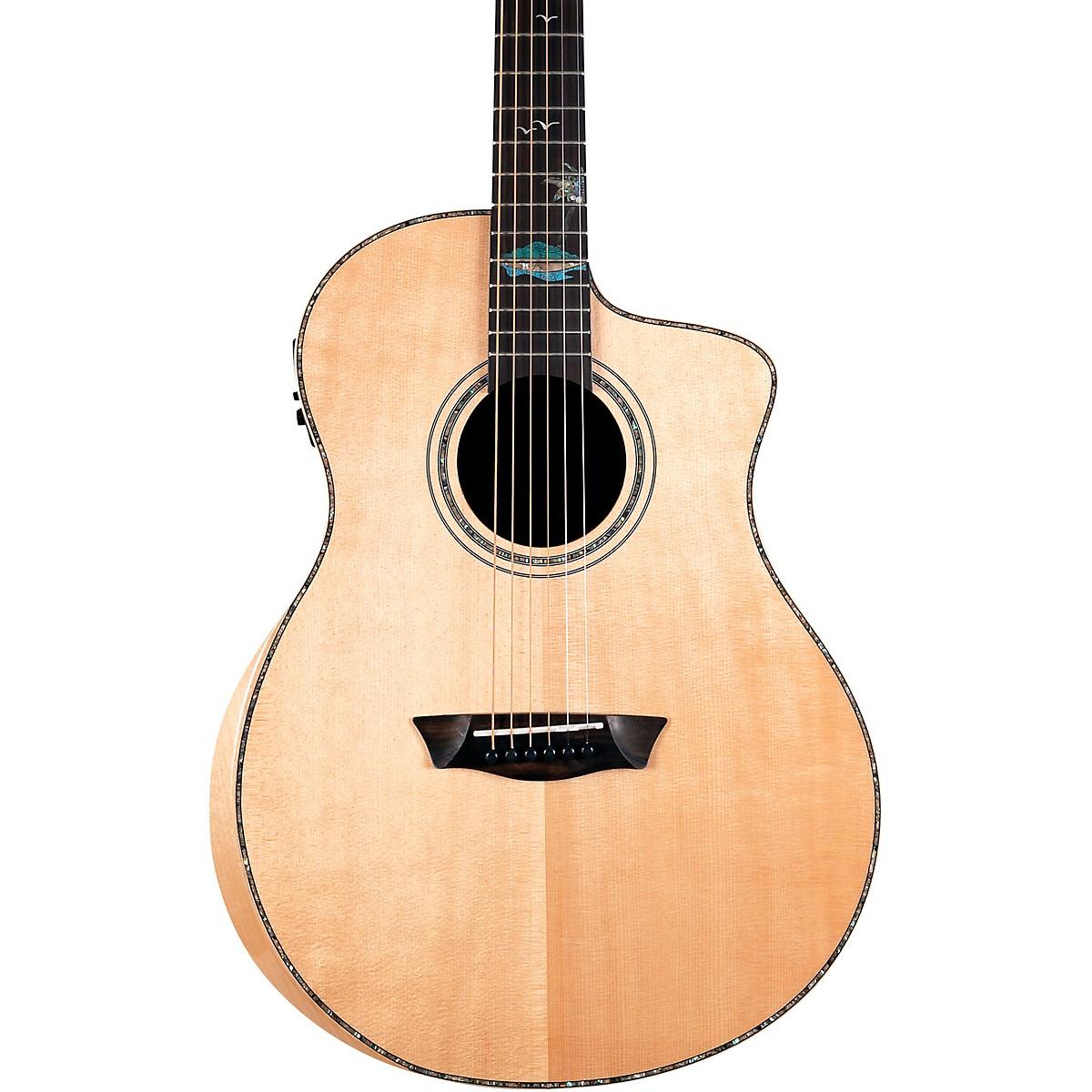Washburn Bella Tono Allure SC56S Studio Acoustic-Electric Guitar