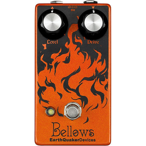 Earthquaker Devices Bellows - Fuzz Driver Guitar Effects Pedal