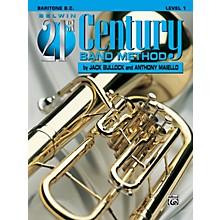 Alfred Belwin 21st Century Band Method Level 1 Baritone B.C. Book