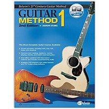 Alfred Belwin's 21st Century Guitar Method 1, Book & Online Audio  2nd Edition