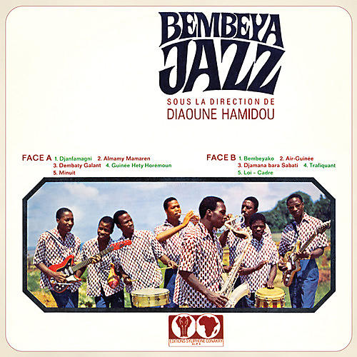 Alliance Bembeya Jazz - Sous la Direction de Diaouni Hamidou