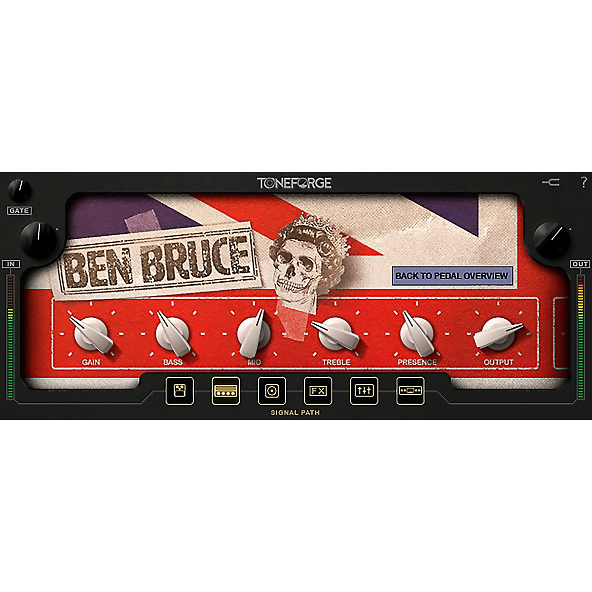 Joey Sturgis Tones Ben Bruce Toneforge Virtual Guitar Rig (Download)