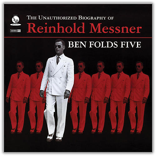 Universal Music Group Ben Folds Five - Unauthorized Biography Of Reinhold Messner LP